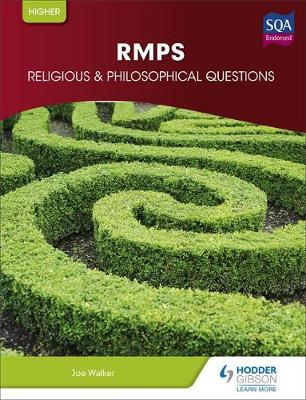Higher RMPS: Religious and Philosophical Questions by Joe Walker