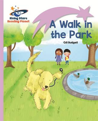 Reading Planet - A Walk in the Park - Lilac: Lift-off by Gill Budgell