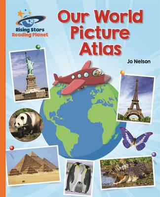 Reading Planet - Our World Picture Atlas - Orange: Galaxy by Katie Daynes