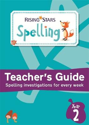 Rising Stars Spelling Year 2 by