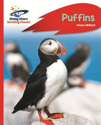 Reading Planet - Puffins - Red A: Rocket Phonics by Alison Milford