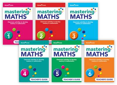 Mastering Maths Complete School Pack by