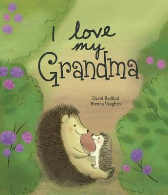 I Love My Grandma - Picture Story Book by