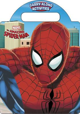 Marvel Spider-Man Carry-Along Activities by