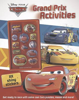 Disney Pixar Cars Grand Prix Activities by