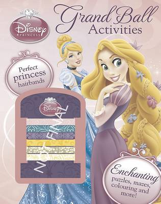 Disney Princess Grand Ball Activities by