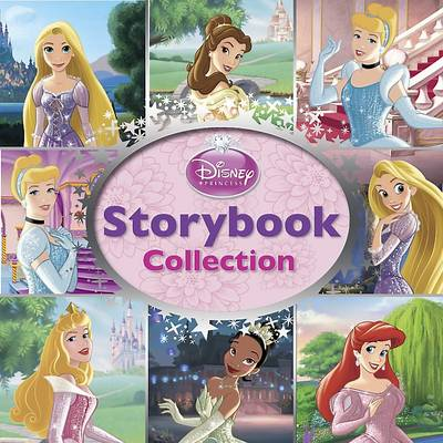 Disney Princess Storybook Collection by