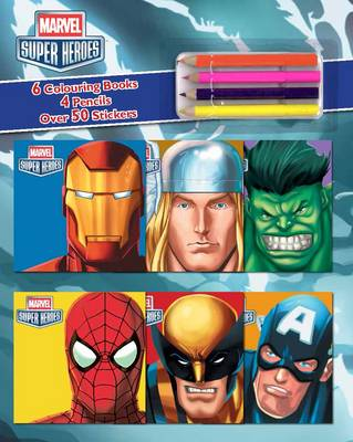 Marvel Super Heroes by