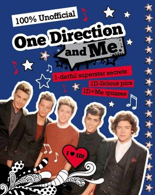 One Direction & Me Journal by