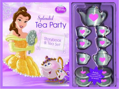Disney Princess Tea Party by