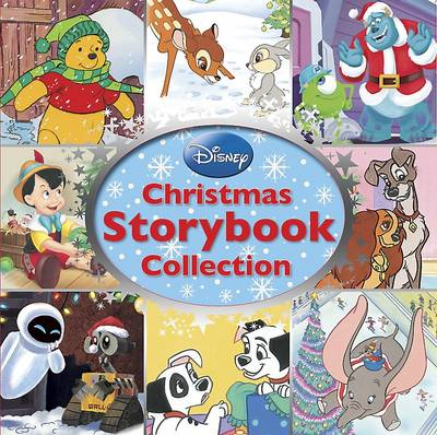 Disney Christmas Storybook Collection by