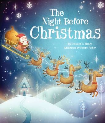 The Night Before Christmas (Picture Story Book) by