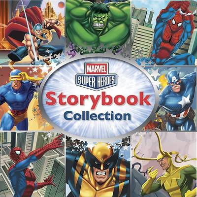 Marvel Storybook Collection by