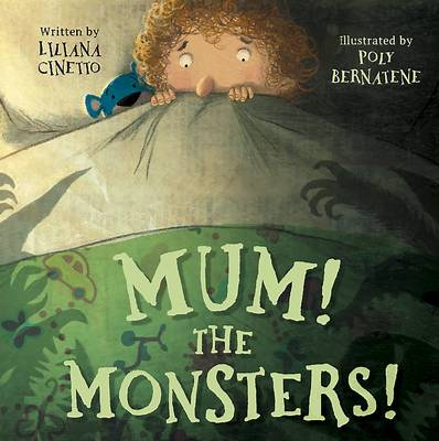 Mum! The Monsters! (Picture Story Book) by