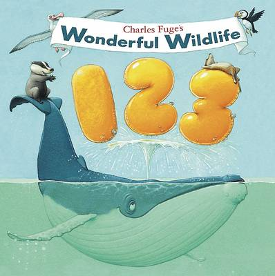 Wonderful Wildlife 123 (Picture Story Book) by