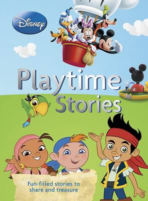 Disney Junior Playtime Stories by