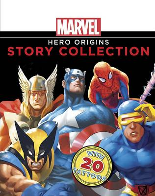 Marvel 4 Book Slipcase by