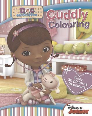 Disney DOC Mcstuffins Colouring Book by