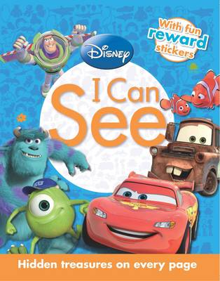 Disney Pixar I Can See by