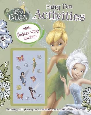 Disney Fairies Fairy Fun Activity Book by