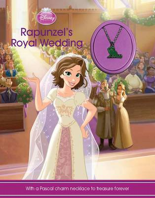 Disney Princess Rapunzel's Royal Wedding by