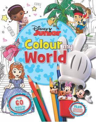 Disney Junior Colour My World by