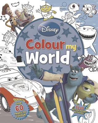Disney Pixar Colour My World by