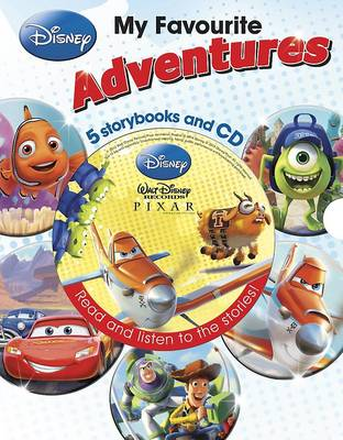 Disney My Favourite Adventures by