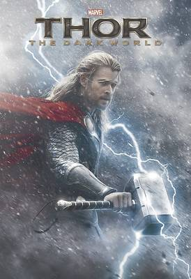 Marvel Thor 2 The Dark World Book of the Film by