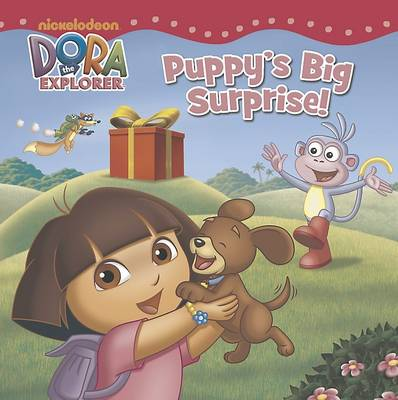 Nickelodeon Dora the Explorer Puppy's Big Surprise by