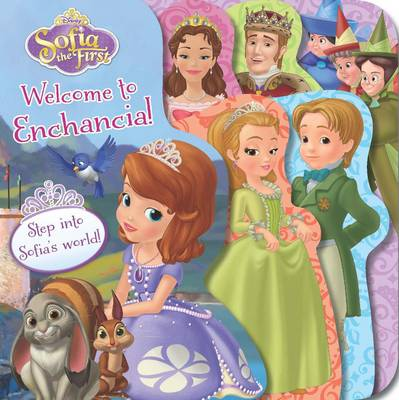 Sofia the First - Welcome to Enchancia! by