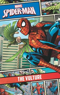 Marvel Spider-Man the Vulture by