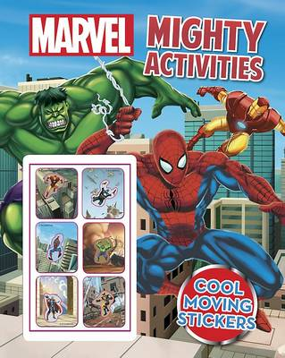Marvel Mighty Activities by