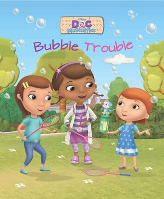 Disney Junior DOC Mcstuffins Bubble Trouble by
