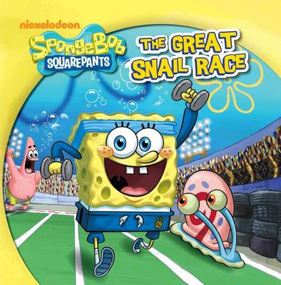 Nickelodeon SpongeBob SquarePants the Great Snail Race by