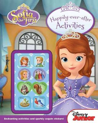Disney Junior Sofia the First Happily-Ever-After Activities by