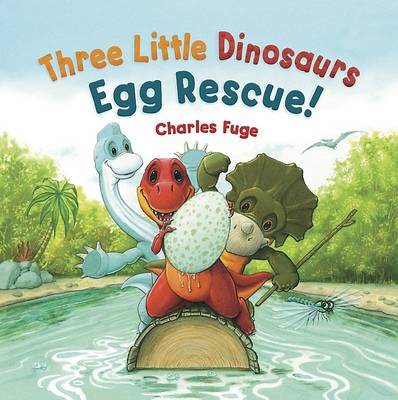 Three Little Dinosaurs Egg Rescue! by