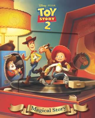 Disney Pixar Toy Story 2 Magical Story by