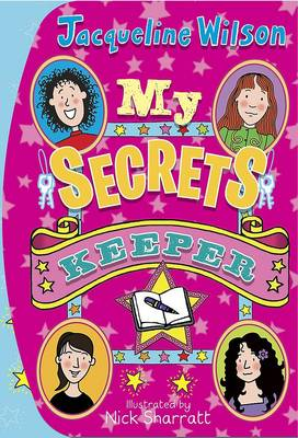 Jacqueline Wilson My Secrets Keeper by