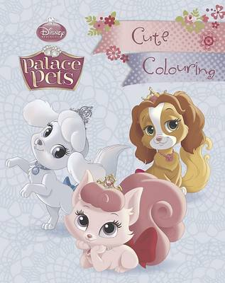 Disney Princess Palace Pets Cute Colouring by