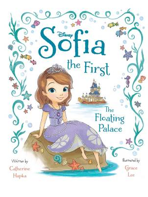 Disney Sofia the First the Floating Palace Deluxe Picture Book by