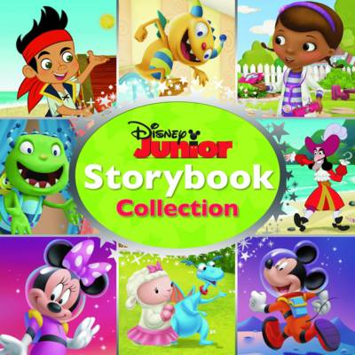 Disney Junior Storybook Collection by
