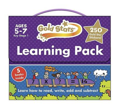 Gold Stars Learning Pack by