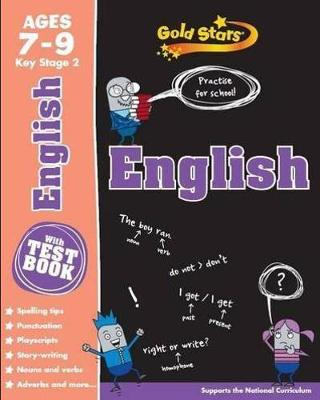 Gold Stars English Ages 7-9 Key Stage 2 by