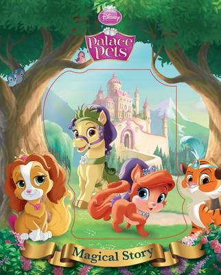 Disney Princess Palace Pets Magical Story by