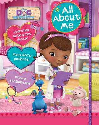 Disney Doc McStuffins All About Me by