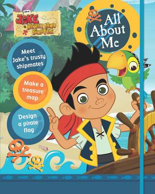 Disney Jake and the Never Land Pirates All About Me by