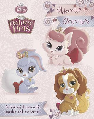 Disney Palace Pets Adorable Activities by