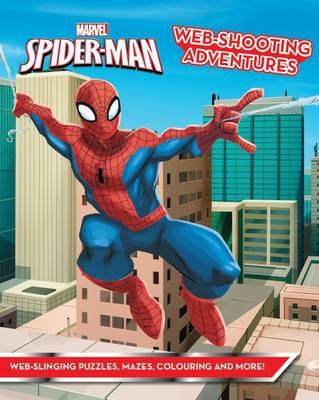 Marvel Spider-Man Web-Head Activity Book by Parragon Books