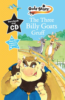 The Three Billy Goats Gruff Gold Stars Early Learning by